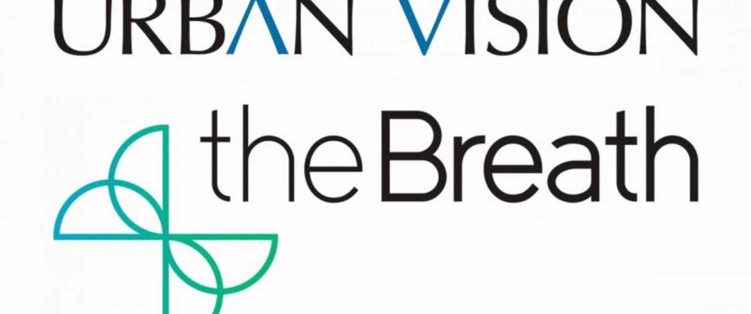 Campagna OOH Urban Vision con tessuto The Breath
